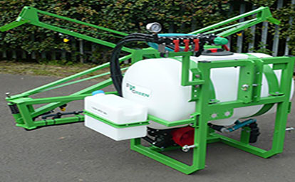 AS200 tractor mounted amenity sprayer