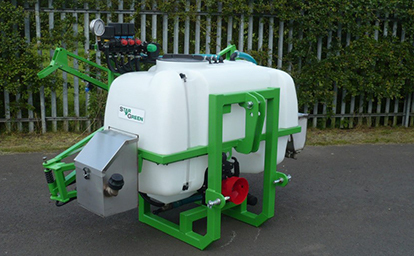 AS600/800 Pro tractor mounted amenity sprayer