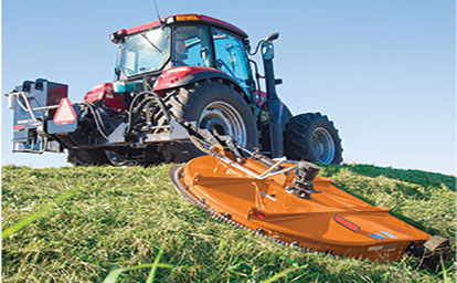 Woods ditch bank rotary cutters